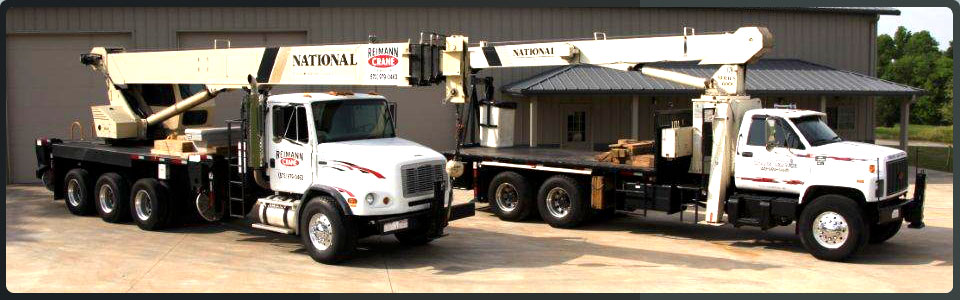 crane service in missouri