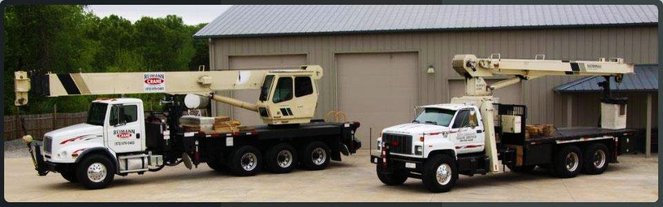 crane service in jackson