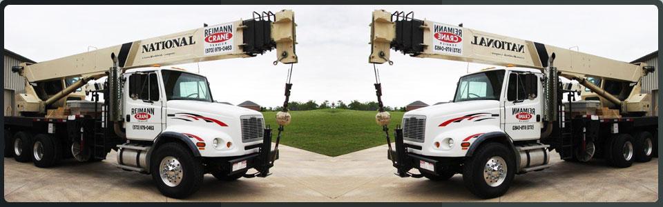crane service in cape